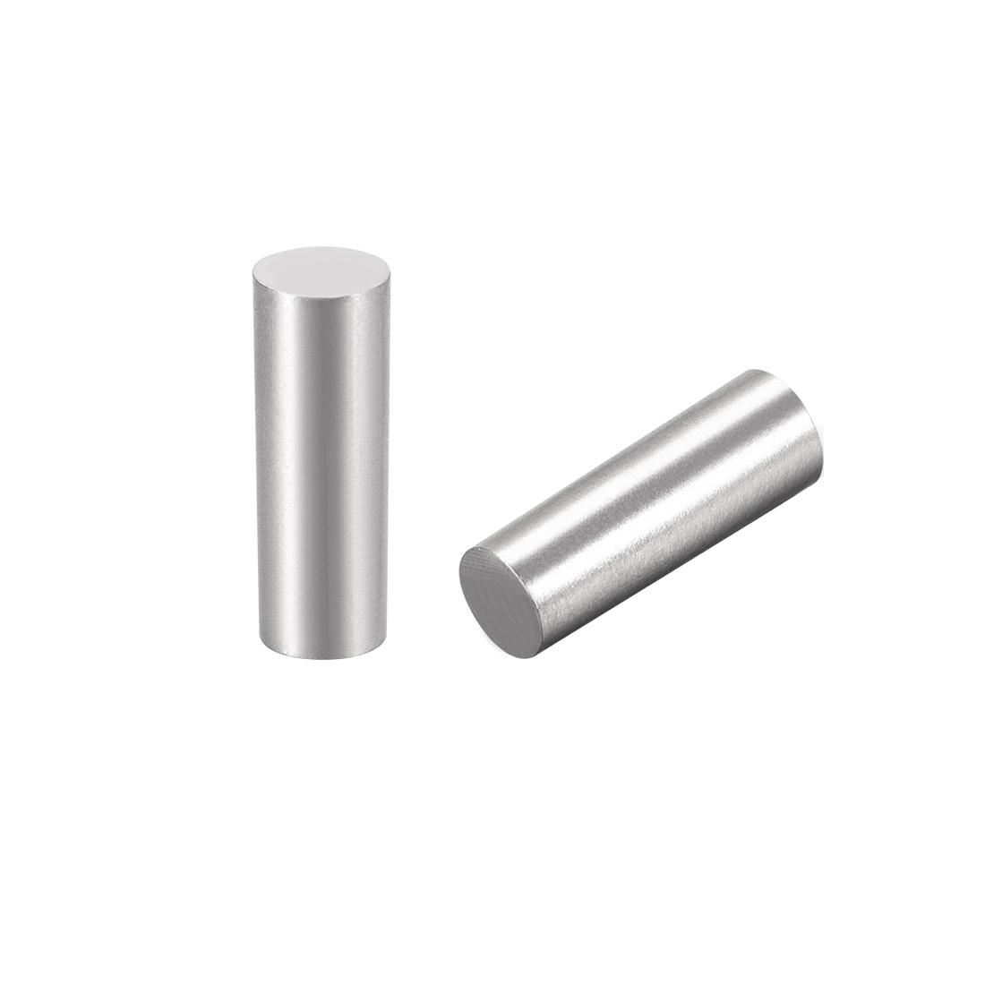 2Pcs 4mm x 12mm 1:50 Taper Pin 304 Stainless Steel Shelf Support Pin Fasten