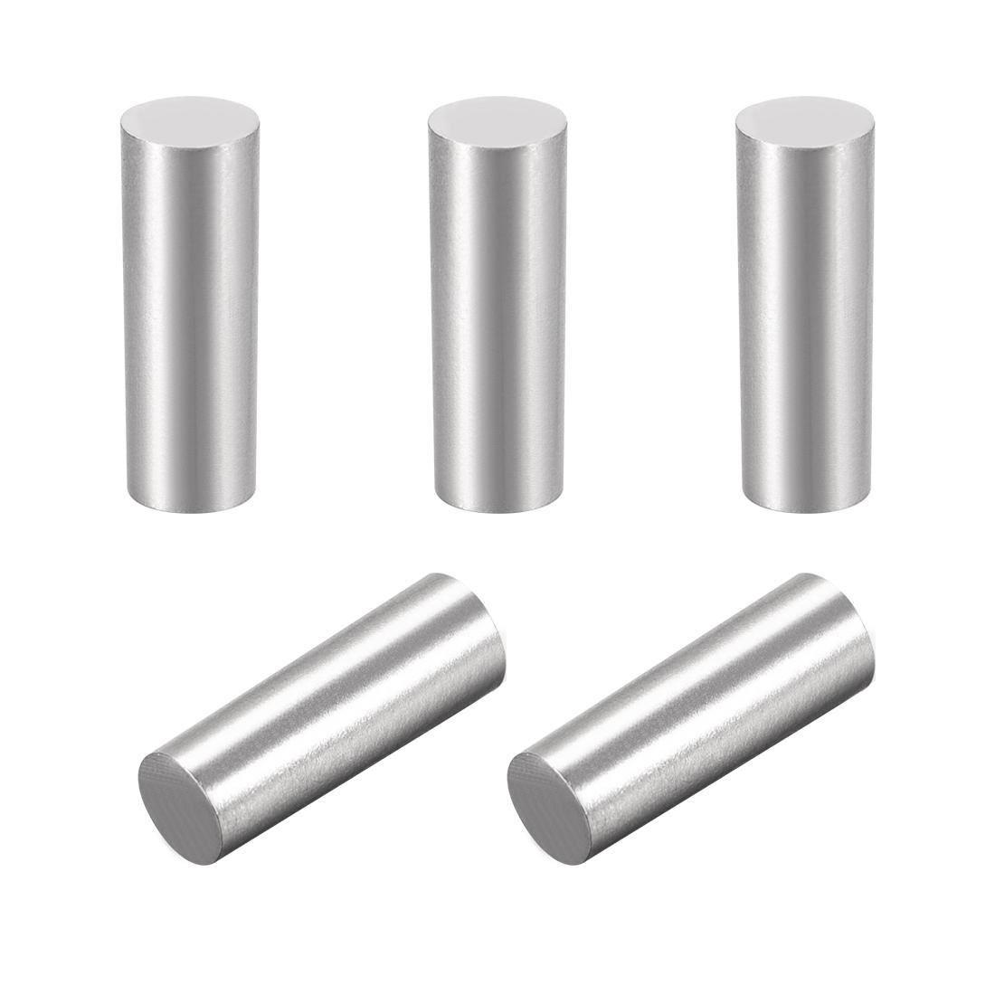 5Pcs 4mm x 12mm 1:50 Taper Pin 304 Stainless Steel Shelf Support Pin Fasten