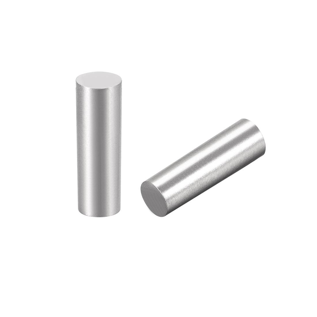 2Pcs 4mm x 16mm 1:50 Taper Pin 304 Stainless Steel Shelf Support Pin Fasten