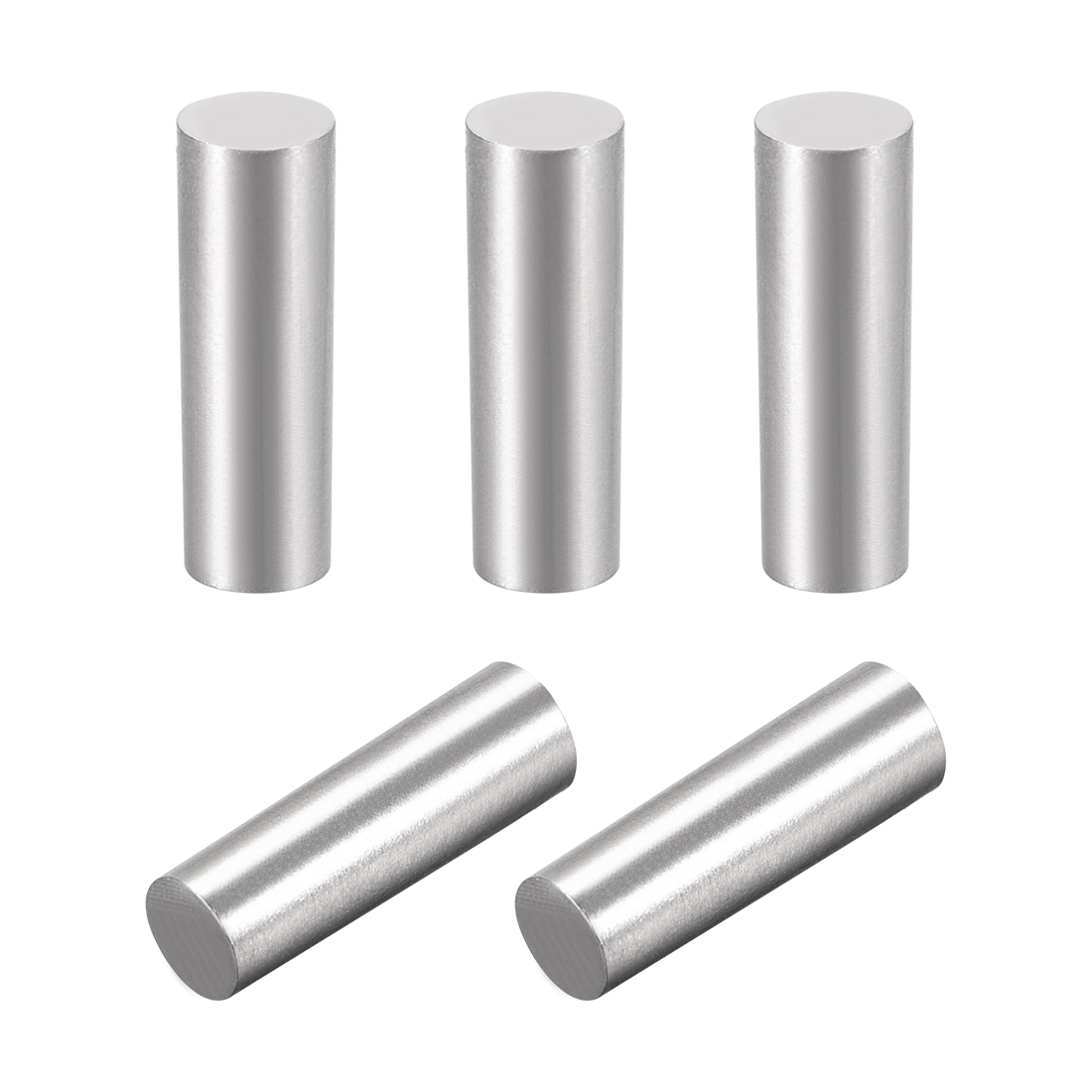 5Pcs 4mm x 16mm 1:50 Taper Pin 304 Stainless Steel Shelf Support Pin Fasten