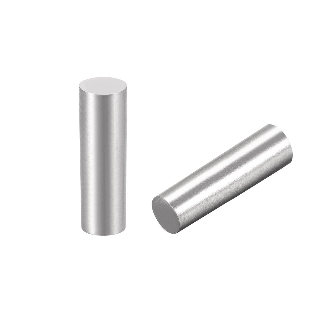 2Pcs 4mm x 20mm 1:50 Taper Pin 304 Stainless Steel Shelf Support Pin Fasten