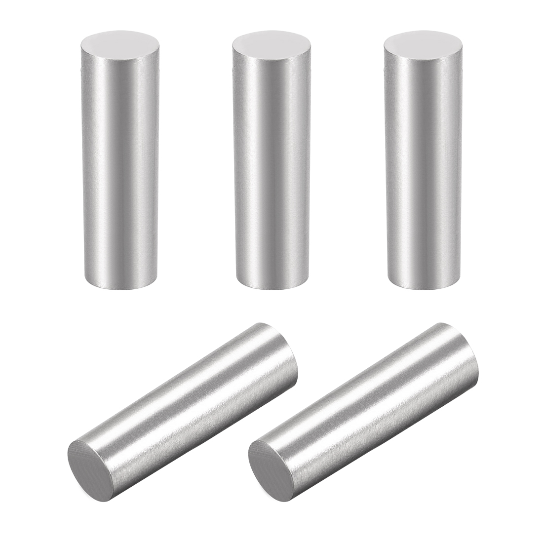 5Pcs 4mm x 20mm 1:50 Taper Pin 304 Stainless Steel Shelf Support Pin Fasten