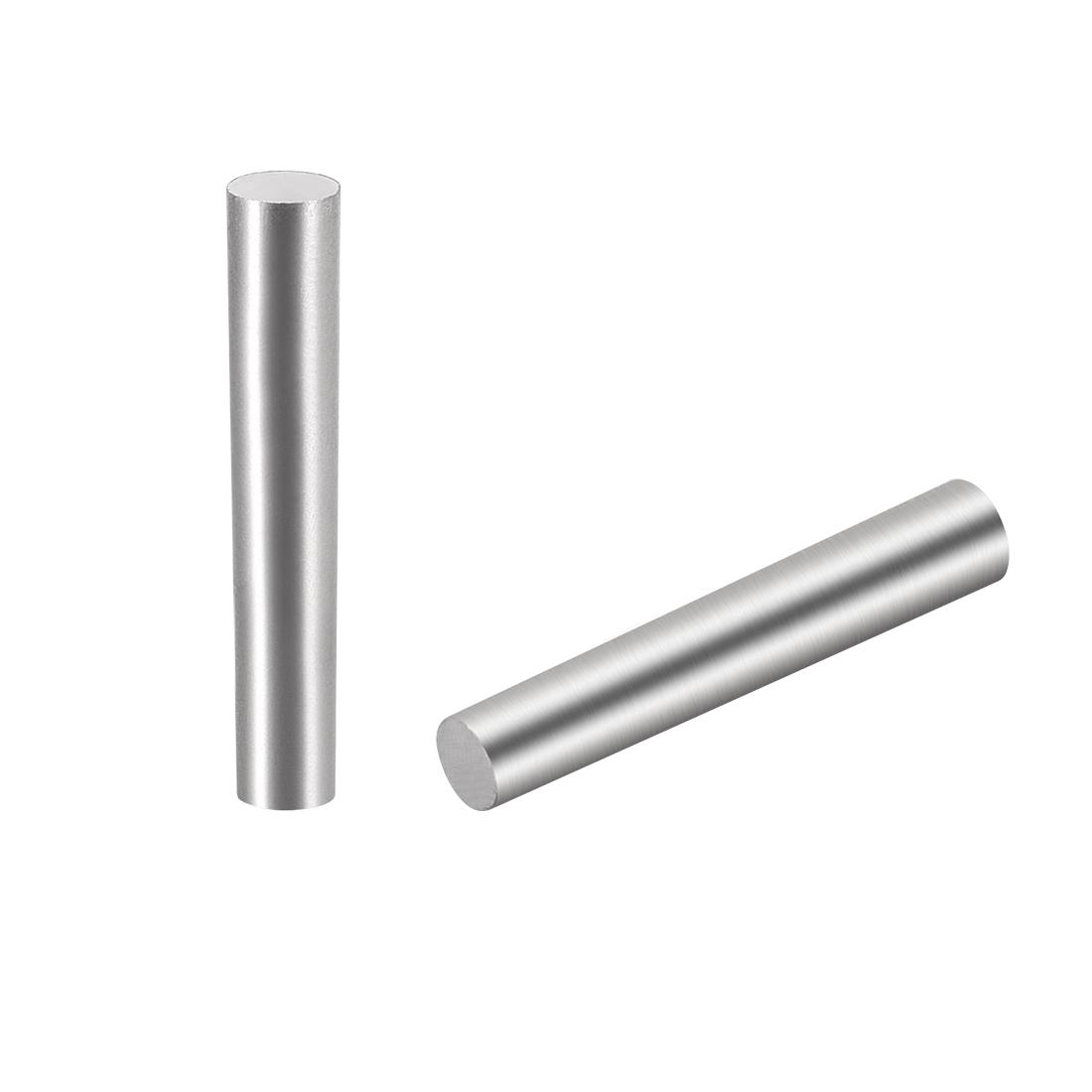 2Pcs 4mm x 25mm 1:50 Taper Pin 304 Stainless Steel Shelf Support Pin Fasten