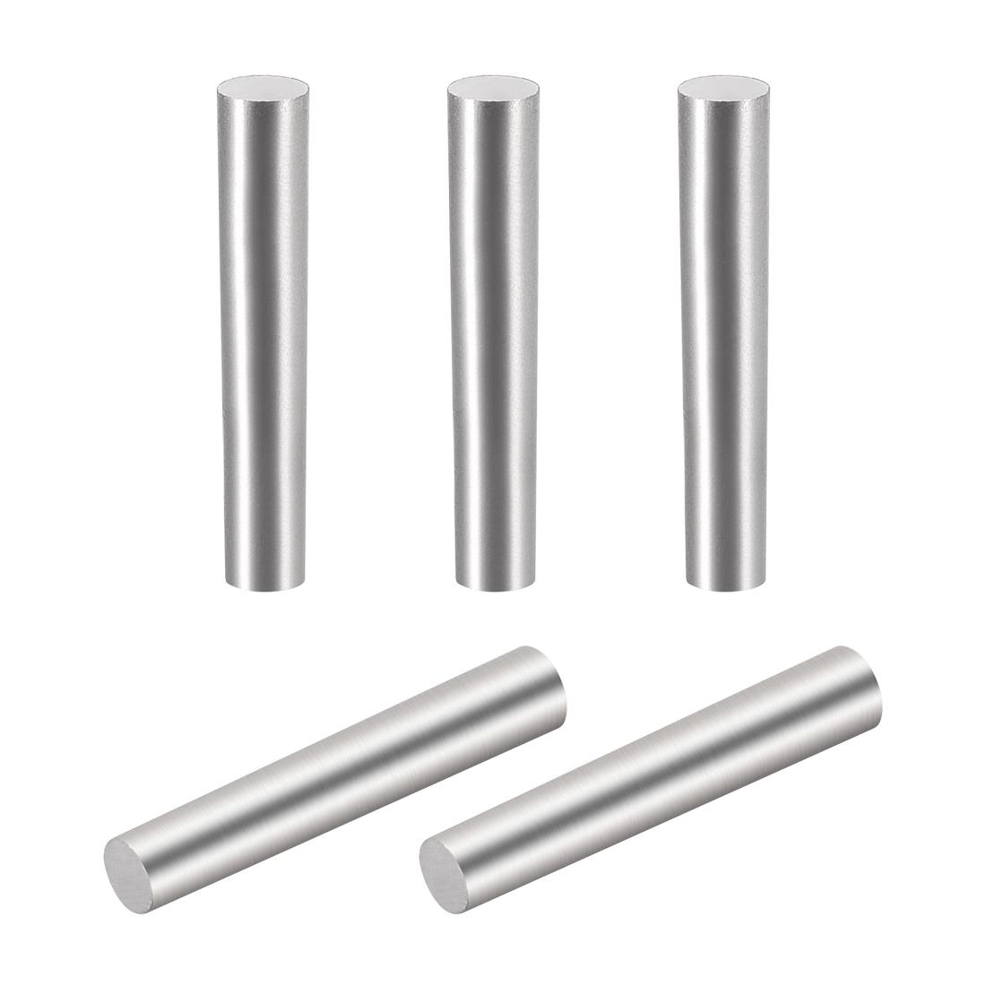 5Pcs 4mm x 25mm 1:50 Taper Pin 304 Stainless Steel Shelf Support Pin Fasten