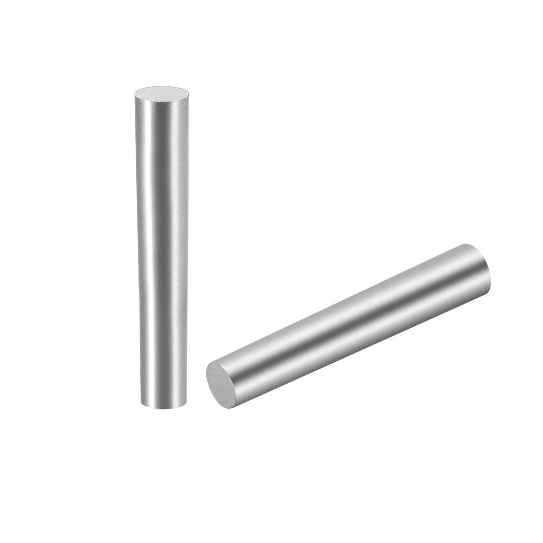 2Pcs 4mm x 30mm 1:50 Taper Pin 304 Stainless Steel Shelf Support Pin Fasten