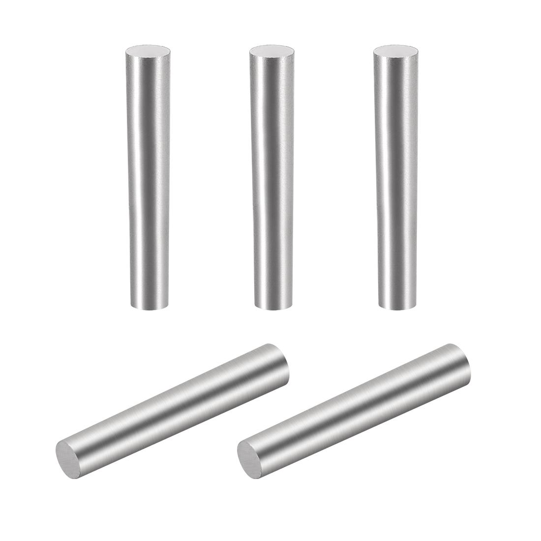 5Pcs 4mm x 30mm 1:50 Taper Pin 304 Stainless Steel Shelf Support Pin Fasten