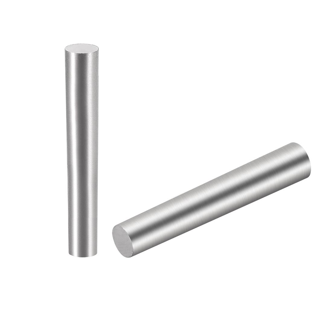 2Pcs 4mm x 35mm 1:50 Taper Pin 304 Stainless Steel Shelf Support Pin Fasten