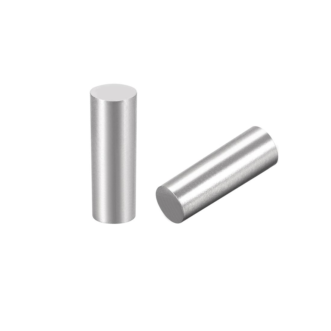 2Pcs 4mm x 10mm 1:50 Taper Pin 304 Stainless Steel Shelf Support Pin Fasten