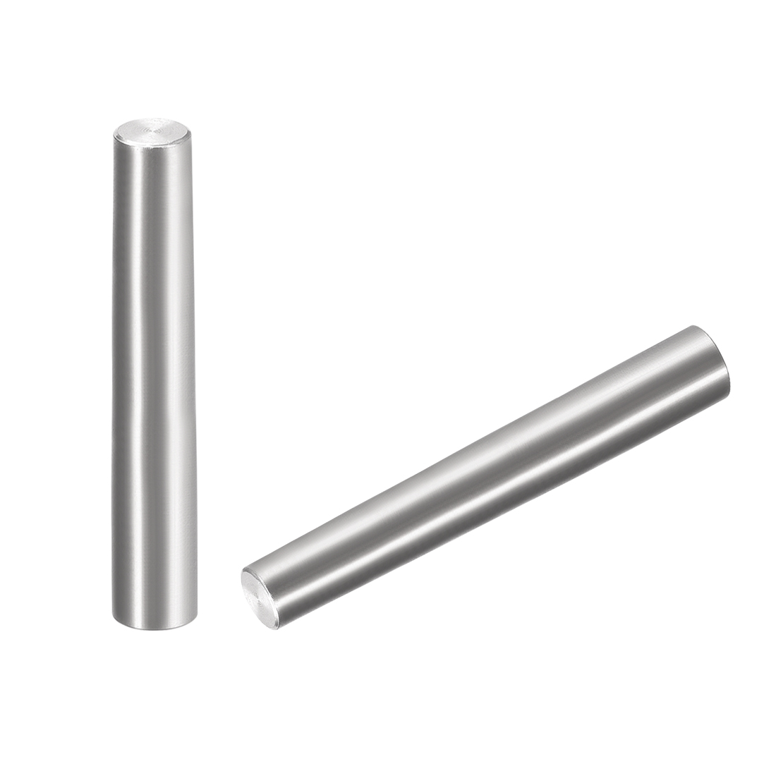 2Pcs 8mm x 60mm 1:50 Taper Pin 304 Stainless Steel Shelf Support Pin Fasten