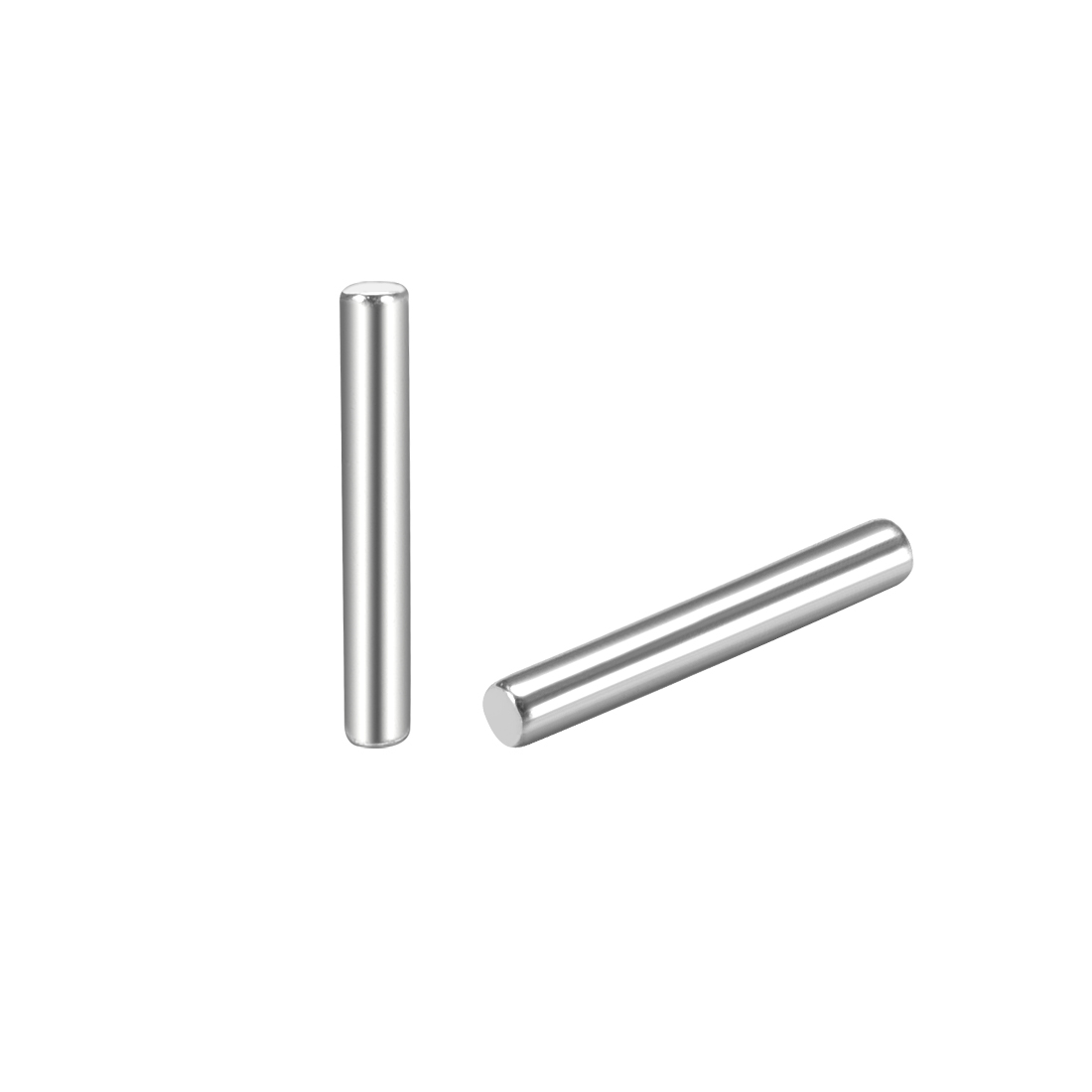 25Pcs 1.5mm x 10mm Dowel Pin 304 Stainless Steel Shelf Support Pin Fasten