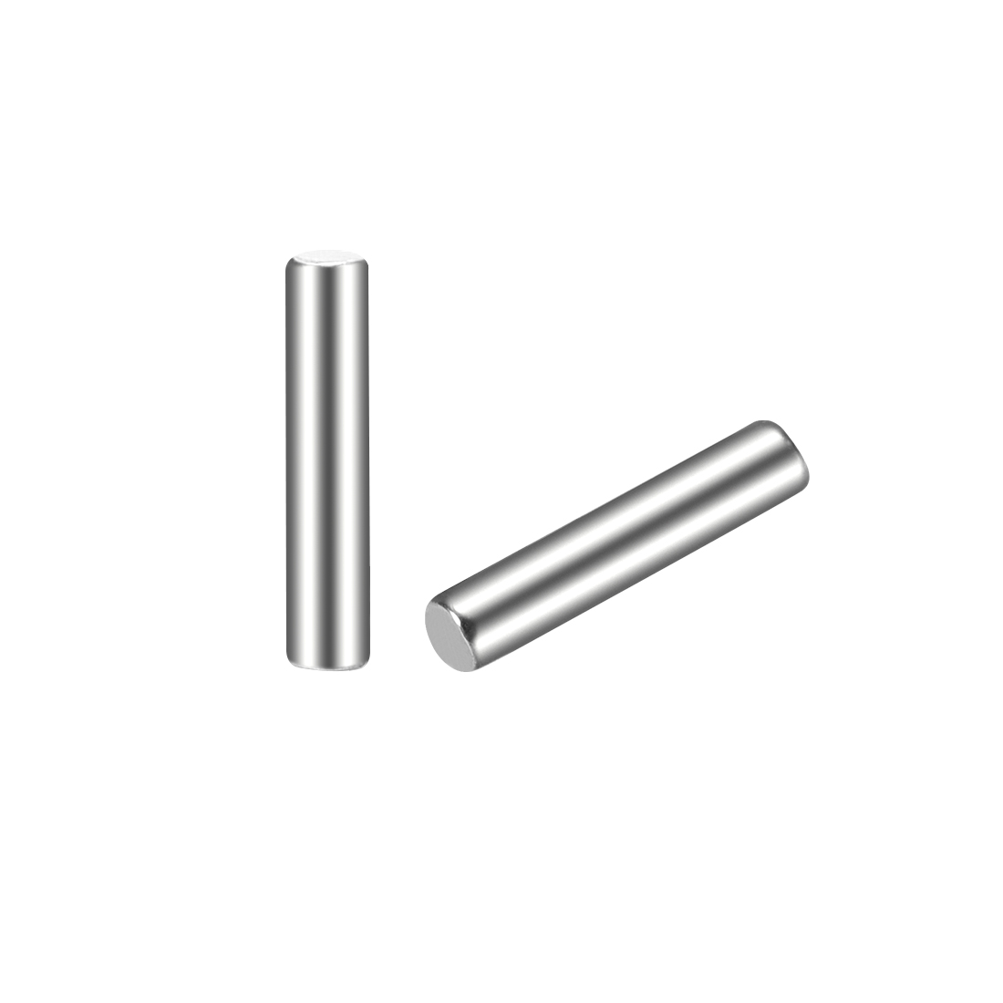 15Pcs 2mm x 10mm Dowel Pin 304 Stainless Steel Shelf Support Pin Fasten