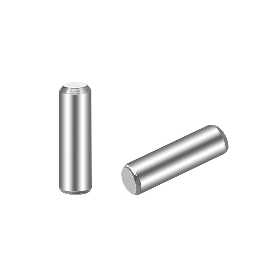 50Pcs 3mm x 10mm Dowel Pin 304 Stainless Steel Shelf Support Pin Fasten