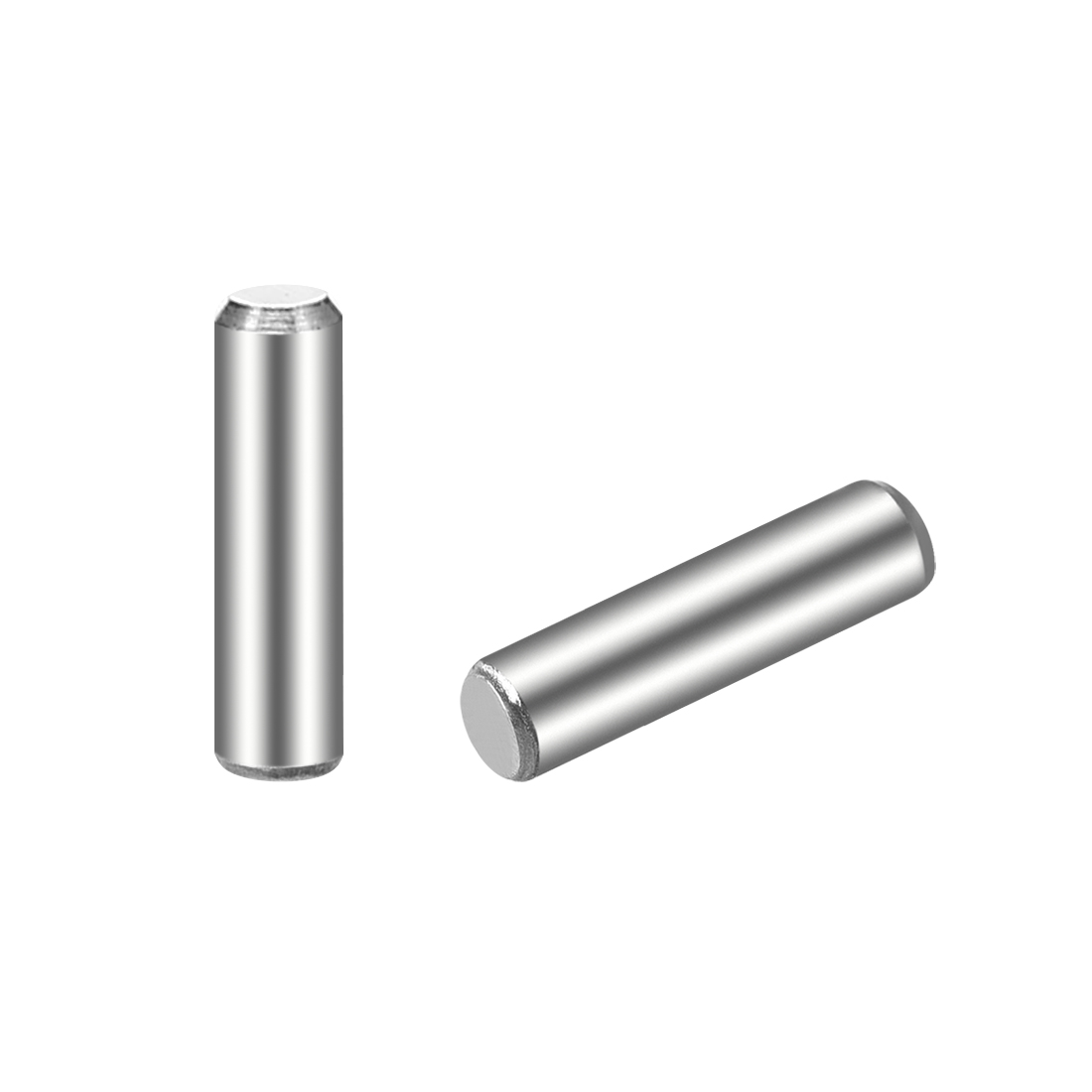 50Pcs 3mm x 12mm Dowel Pin 304 Stainless Steel Shelf Support Pin Fasten