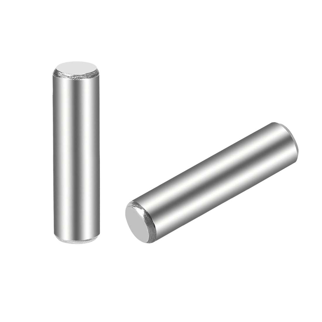 25Pcs 5mm x 20mm Dowel Pin 304 Stainless Steel Shelf Support Pin Fasten