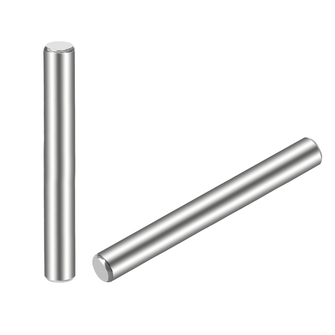 20Pcs 5mm x 60mm Dowel Pin 304 Stainless Steel Shelf Support Pin Fasten