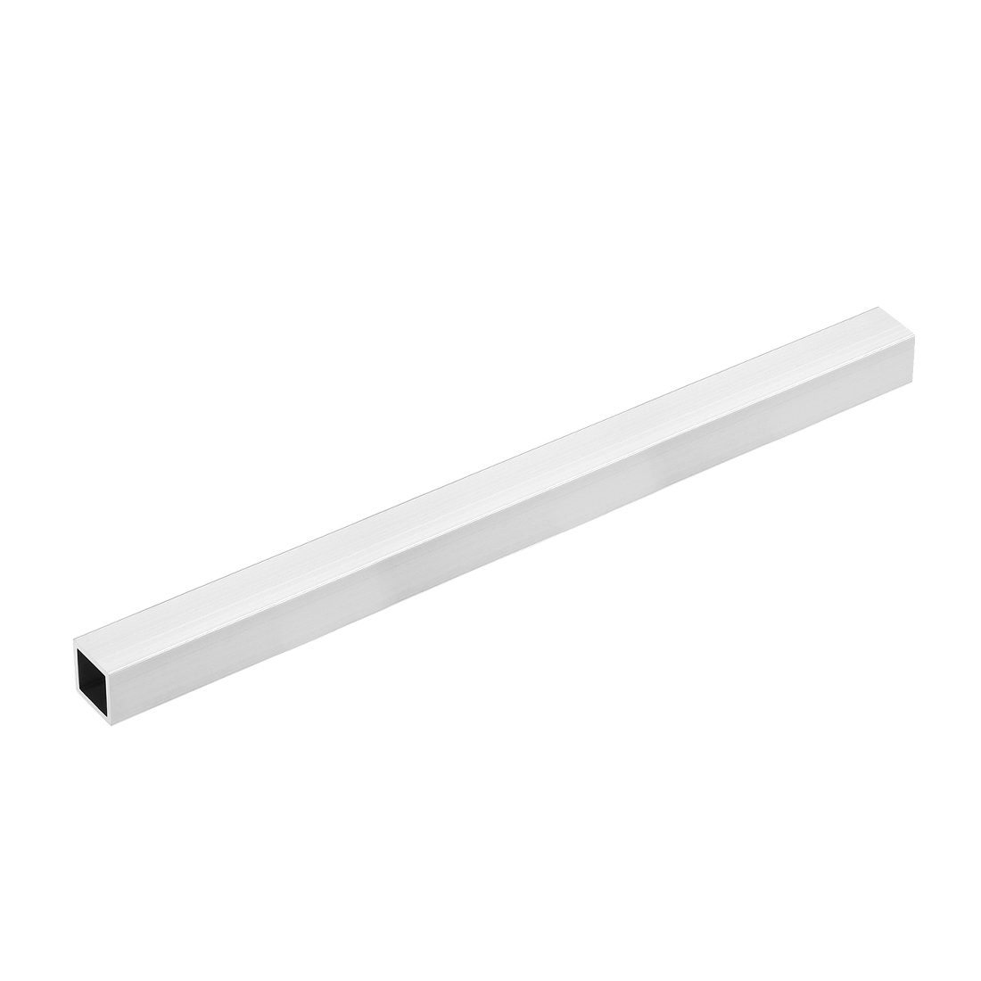 6063 Aluminum Square Tube 20mmx20mmx2mm Wall Thickness 300mm Length Pipe Tubing