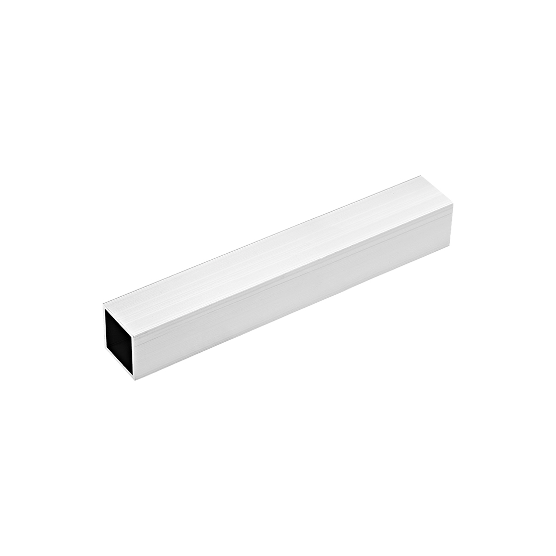 6063 Aluminum Square Tube 30mmx30mmx1.2mm Wall Thickness 200mm Length Tubing