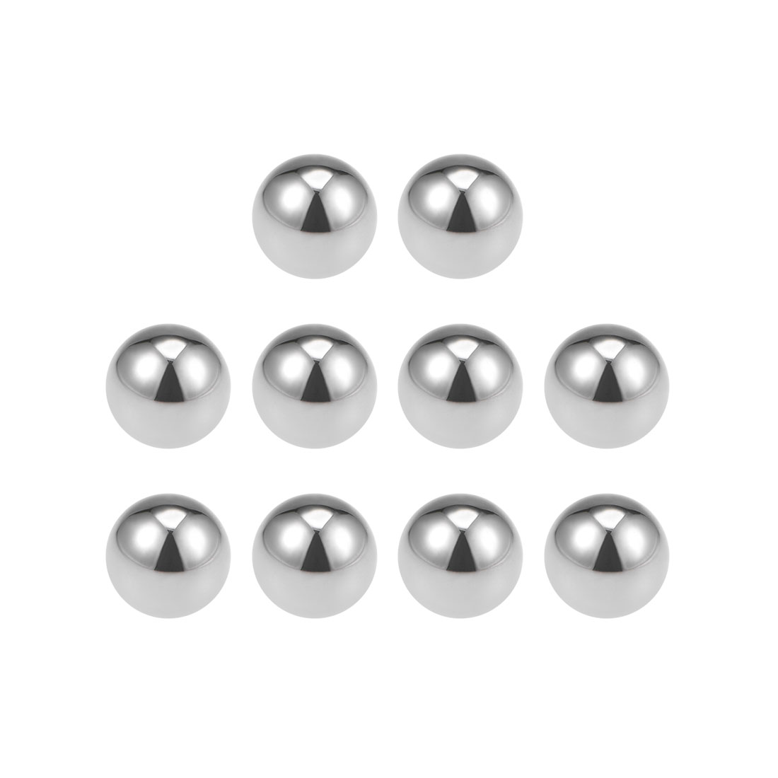 """1/8"""" Bearing Balls Tungsten Carbide G25 Precision Balls 10pcs"""