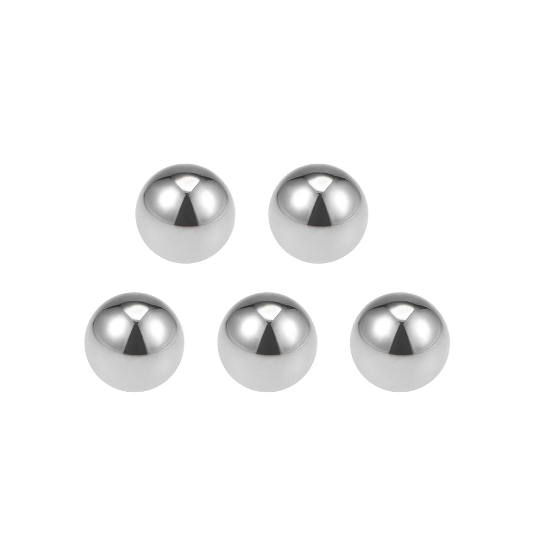 """5/32"""" Bearing Balls Tungsten Carbide G25 Precision Balls 10pcs"""