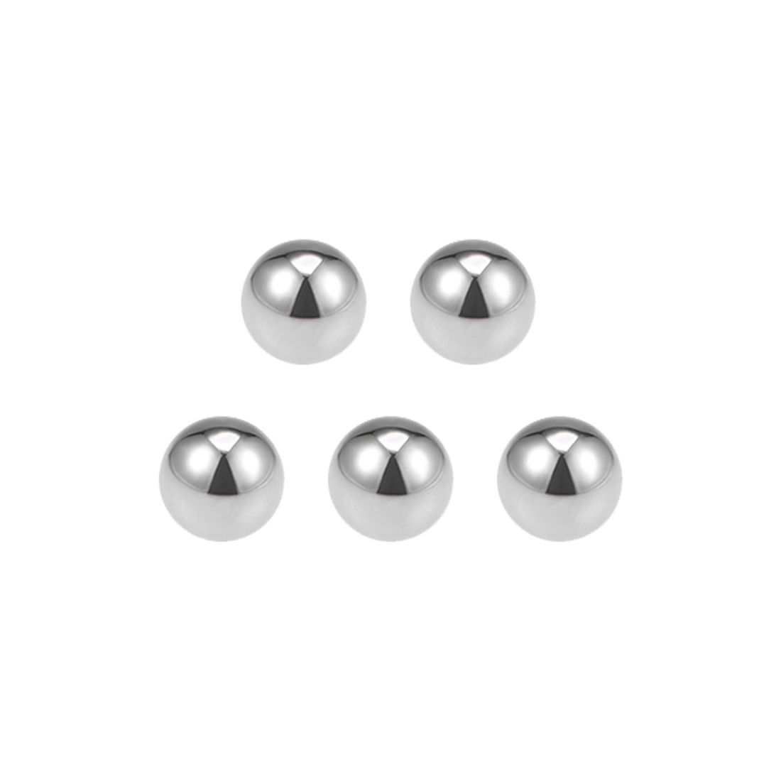 1mm Bearing Balls Tungsten Carbide G25 Precision Balls 10pcs