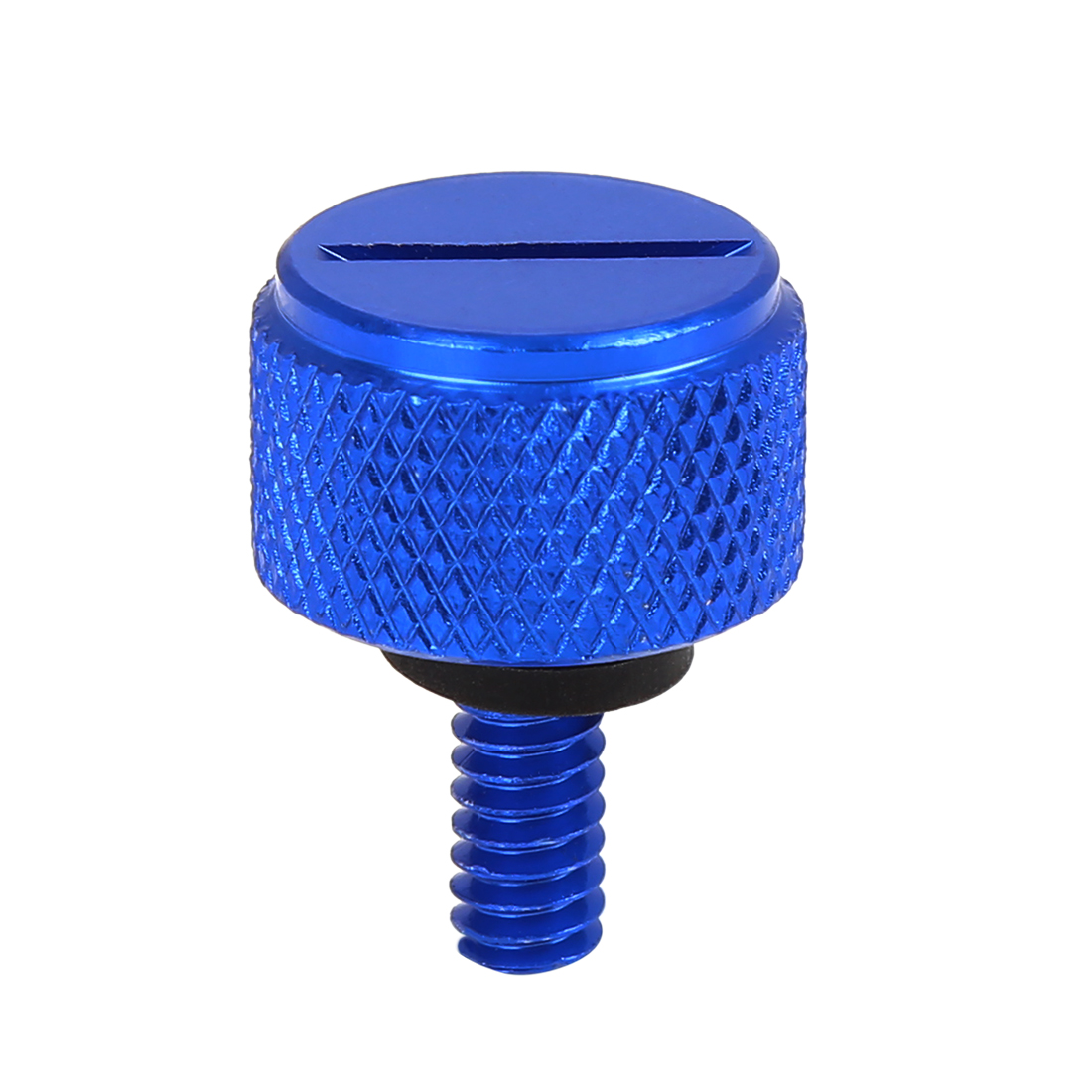 Motorcycle Blue Aluminum Alloy Rear Seat Mount Bolt Screw for Harley Sportster