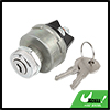 Universal Ignition Key Switch With Key Lock Ignition Starter Key Accessories