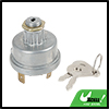 Universal Ignition Key Switch With 2 Keys Lock for Car Tractor Trailer
