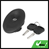 Locking Fuel Petrol Cap with Two Keys Tank Cover for 1994-2000 Ford Transit MK5