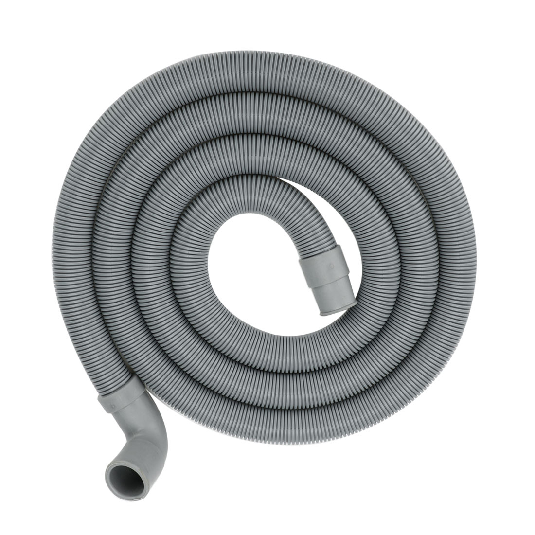 6.6ft 90 Degree Right Angle Elbow Washing Machine Drain Hose Extension Hose