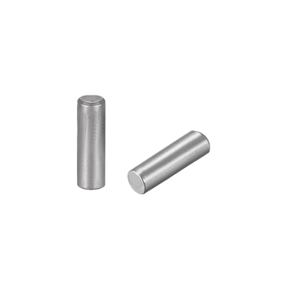 Carbon Steel GB117 20mm Length 6mmx6.4mm Small End Diameter 1:50 Taper Pin 10Pcs