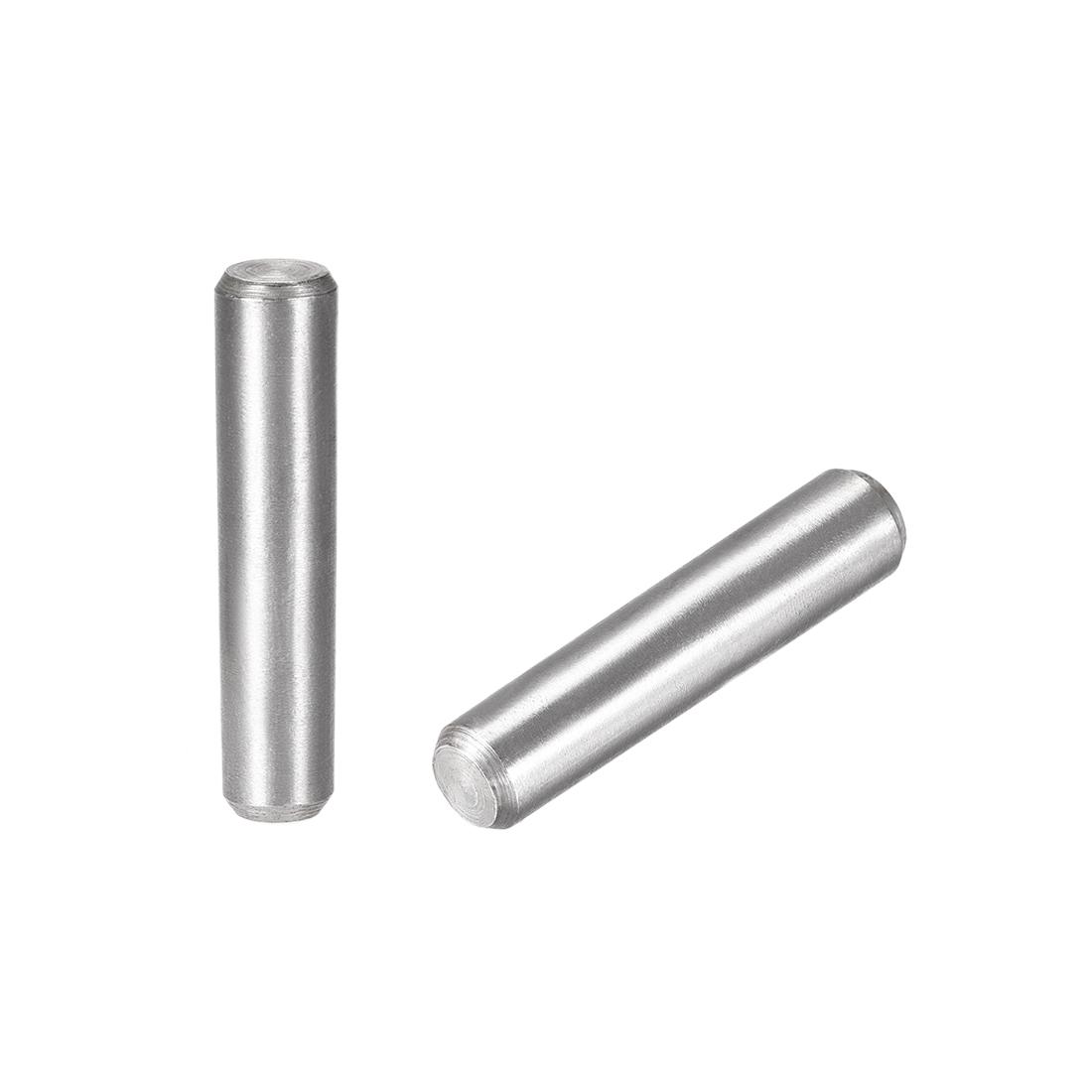 Carbon Steel GB117 60mm Length 12mm x 13mm Small End Diameter 1:50 5 Pcs