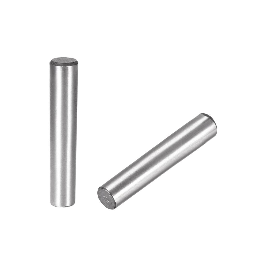 Carbon Steel GB117 70mm Length 12mm x 13.4mm Small End Diameter 1:50 2 Pcs
