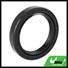 45mm x 60mm x 10mm Black Rubber Cover Double Lip TC Oil Shaft Seal for Car Auto