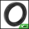 45mm x 62mm x 10mm Black Rubber Cover Double Lip TC Oil Shaft Seal for Car Auto