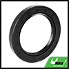 60mm x 85mm x 10mm Black Rubber Cover Double Lip TC Oil Shaft Seal for Car Auto