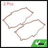 2pcs Car Value Cover Gasket Seal for HOLDEN 3.8L V6 VN11 VP VQ VR VS VT VX VY