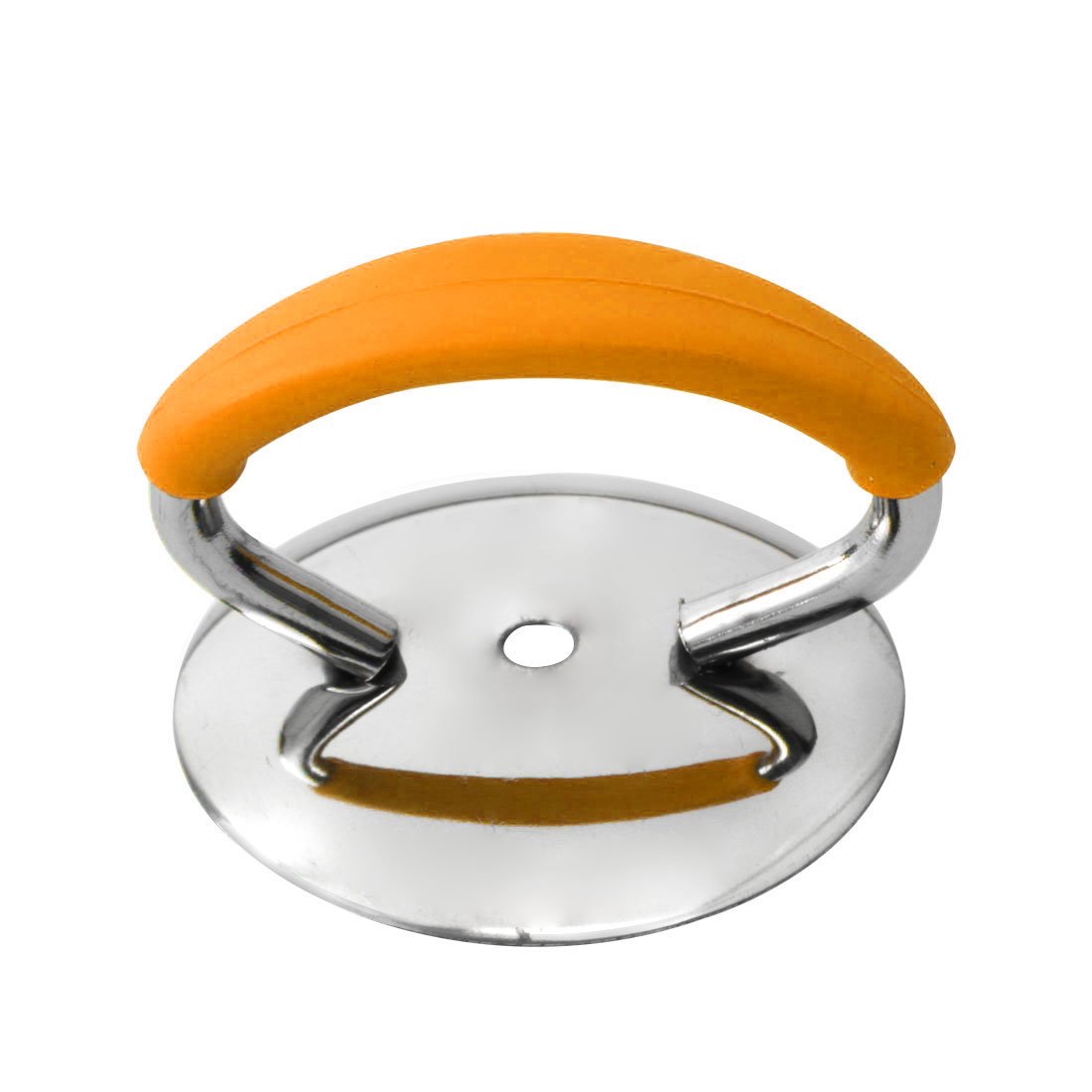 Stainless Steel Pan Pot Lid Knob Universal Cover Replacement for Kitchen Orange