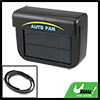 Universal Solar Powered Exhaust Fan Air Ventilation Cooling for Car Vehicle
