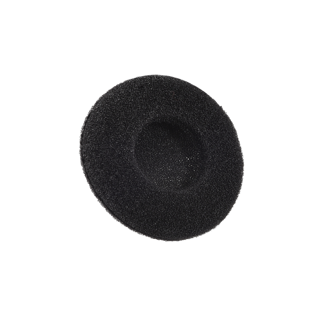 32mm Earphone Foam Ear Pad Sponge Cover For Headphone Headset Black 12pcs