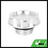 Aluminum Alloy Oil Filler Cap Plug Cover Silver Tone for Honda EK Civic EG