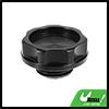 Aluminum Alloy Engine Oil Filler Cap Plug Cover Black for Honda EK Civic EG