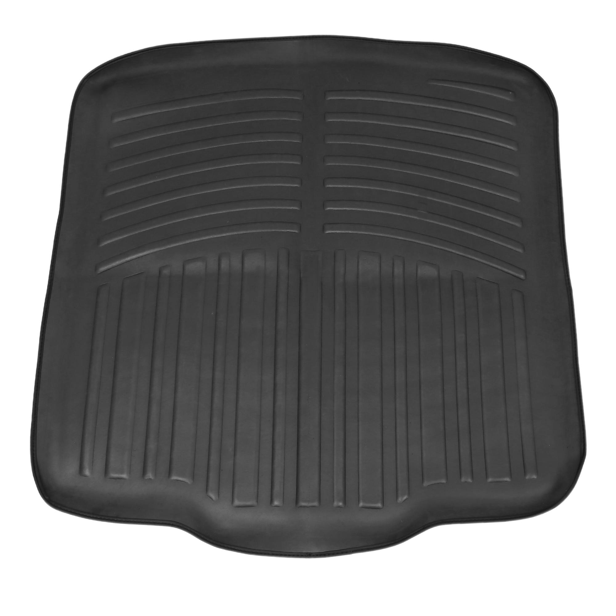 Car EVA Trunk Cargo Mat Rear Trunk Liner Tray Floor Pad for Audi A6L 2012-2018