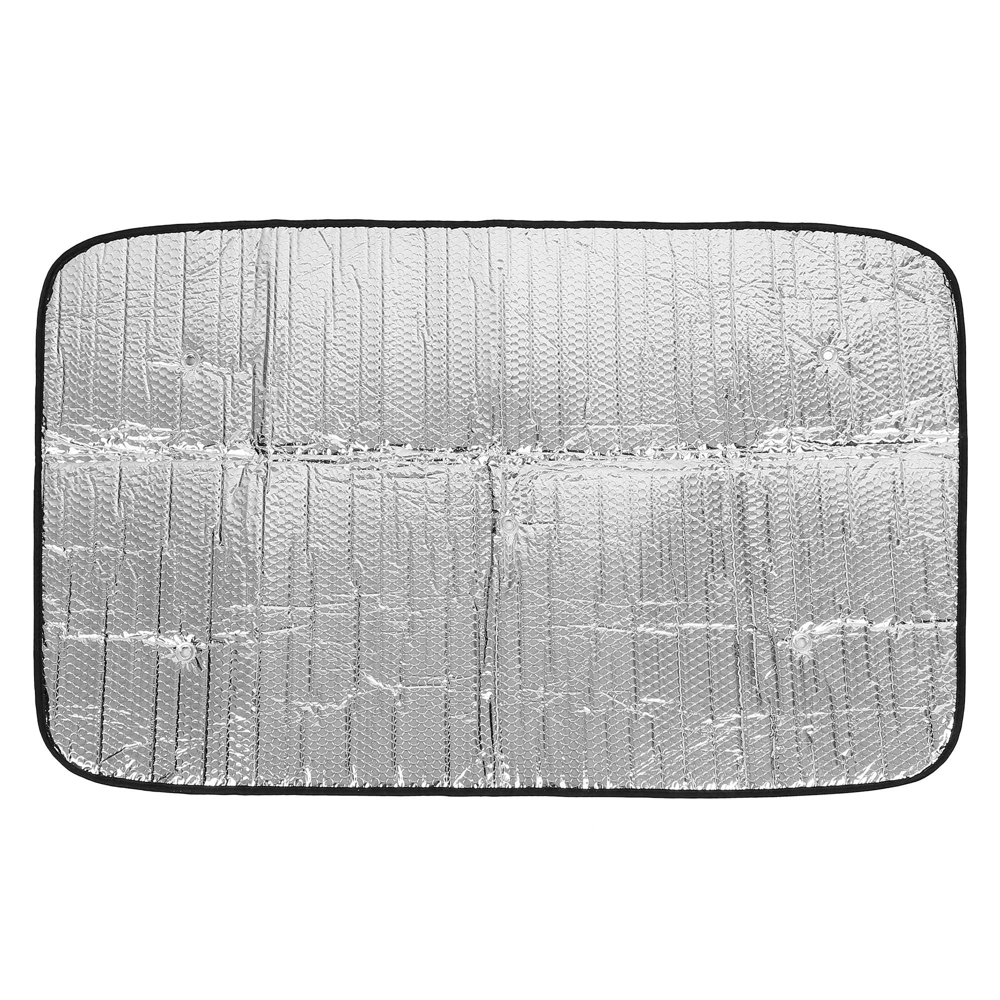 Front Aluminum Foil Sunroof Shade Cover with Suction Cup for Tesla Model 3