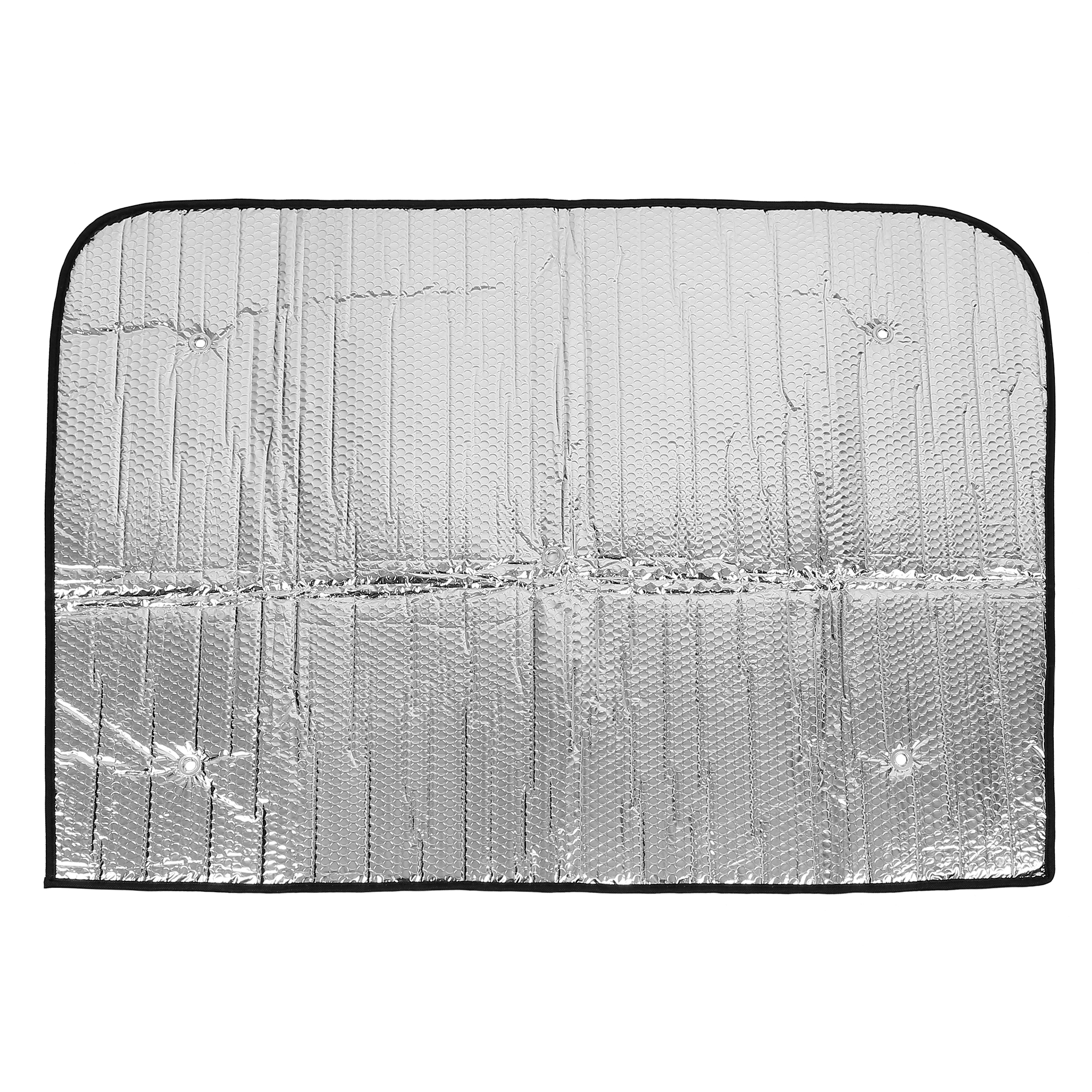 Rear Aluminum Foil Sunroof Shade Cover with Suction Cup for Tesla Model 3