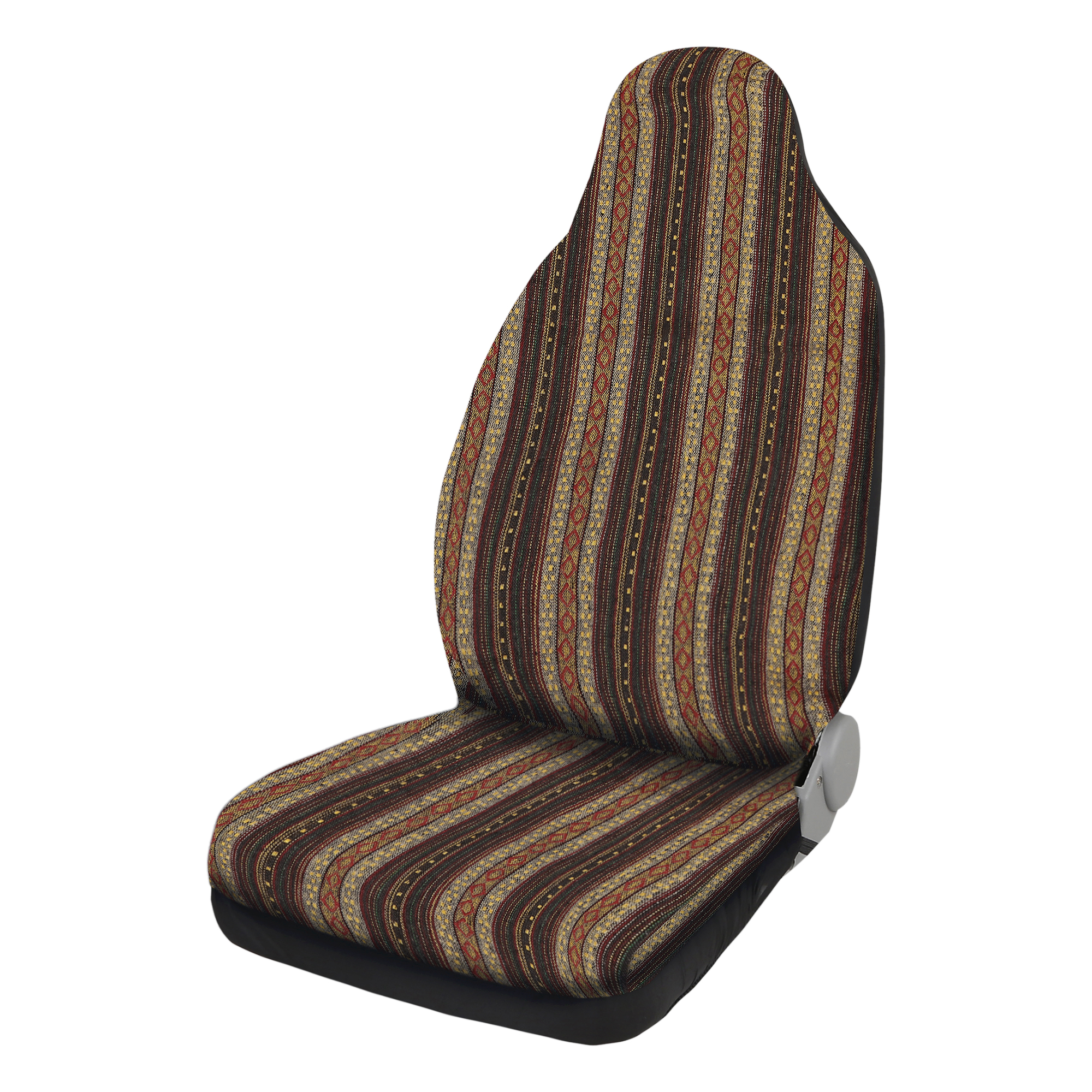 Universal Yellow Front Seat Covers Saddle Blanket Seat Cover for Car SUV