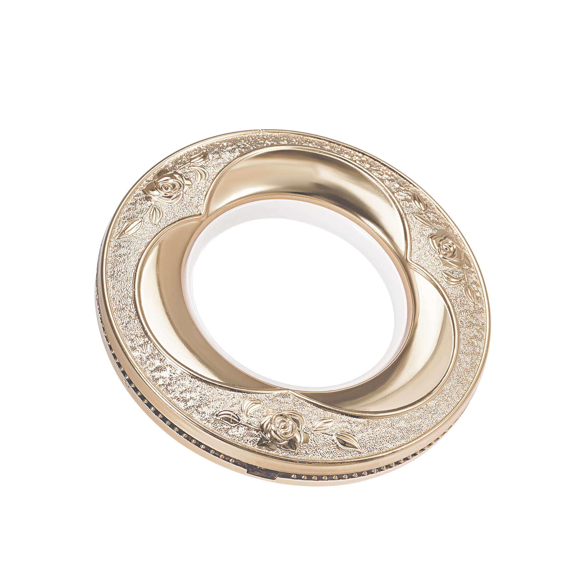 42mm Curtain Grommets Eyelets Roman Rings Home Decor Rose Gold 32pcs