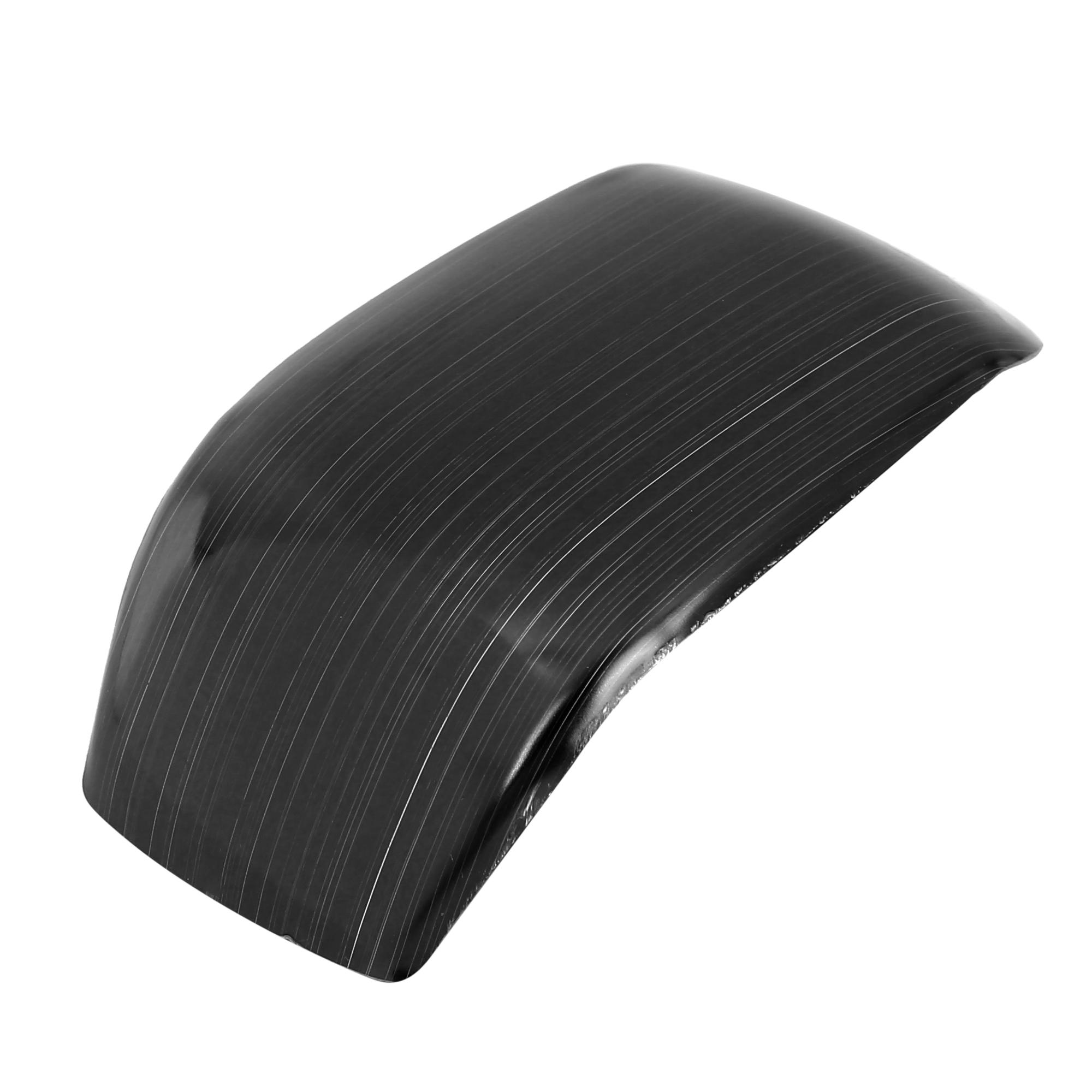 Car Gear Shift Knob Panel Cover Sticker Bright Black for Toyota RAV4 2019-2020