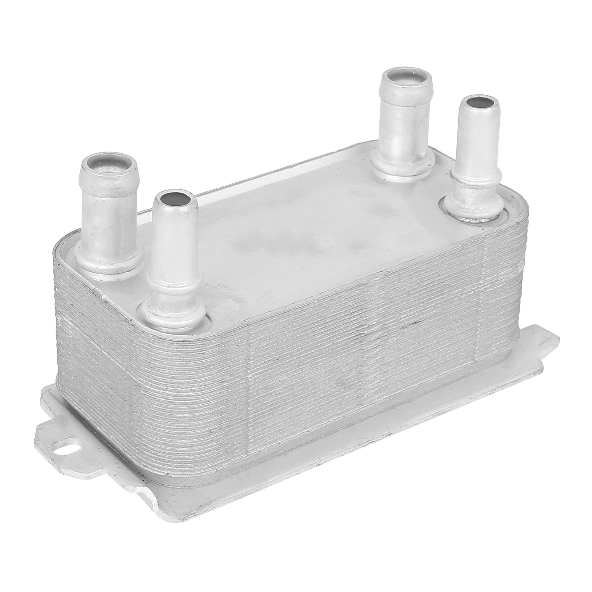 LR036354 Automobile Engine Oil Cooler Metal for Land Rover Range Rover 2006-2018