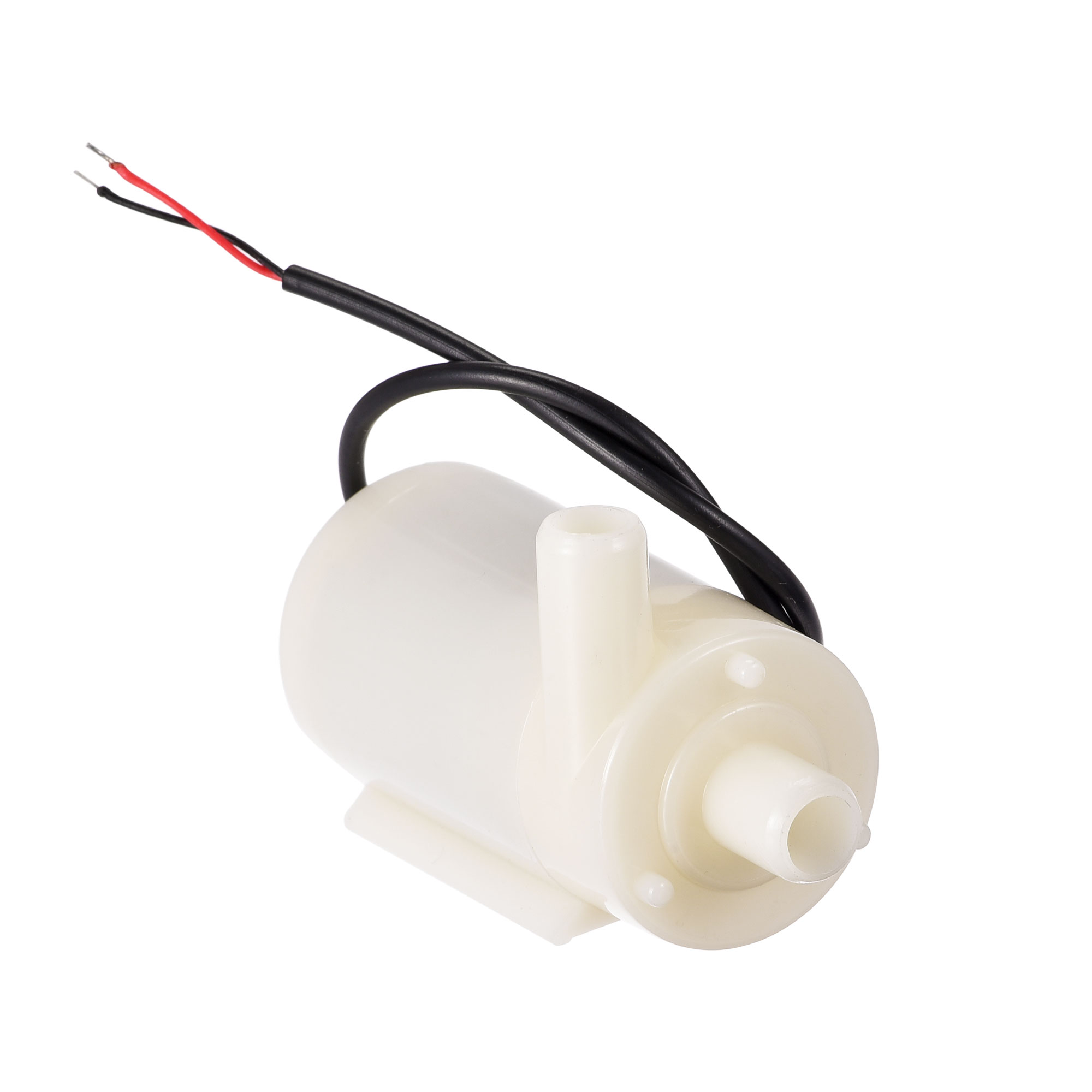 Micro Mini Water Pump DC 4.5V Horizontal Style for Plant Watering