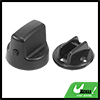 Car Ignition Start Switch Button Set D461-66-141A-02 for Mazda CX-9 2007-2015